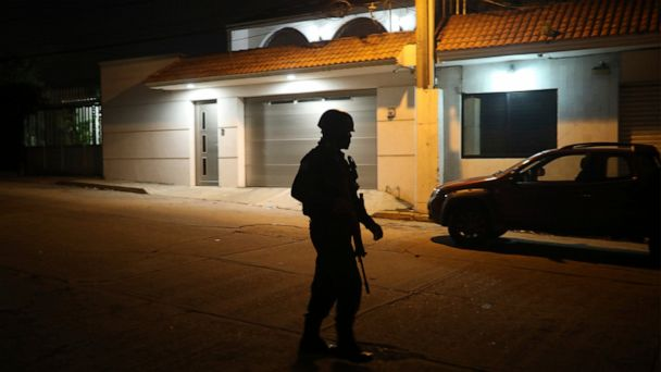 26 killed in fiery attack on bar in southern Mexico