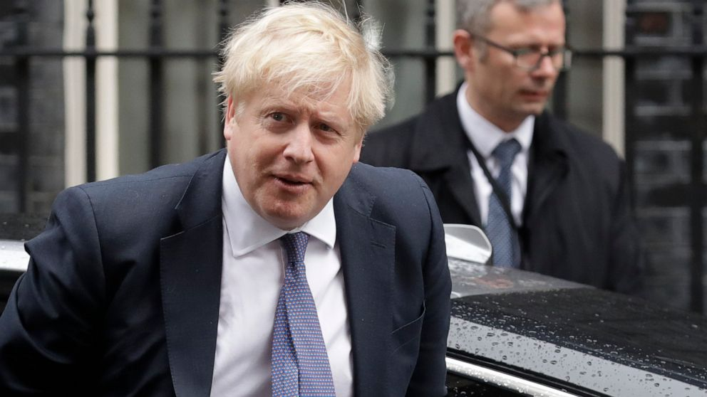 UK's Johnson under pressure over adviser who linked IQ, race