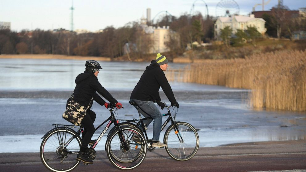 Finland sees unusually mild January, lack of snow in south