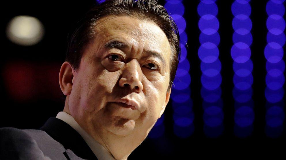 Κίνα ποινών πρώην αφεντικό της Ιντερπόλ για 13 χρόνια για δωροδοκίες