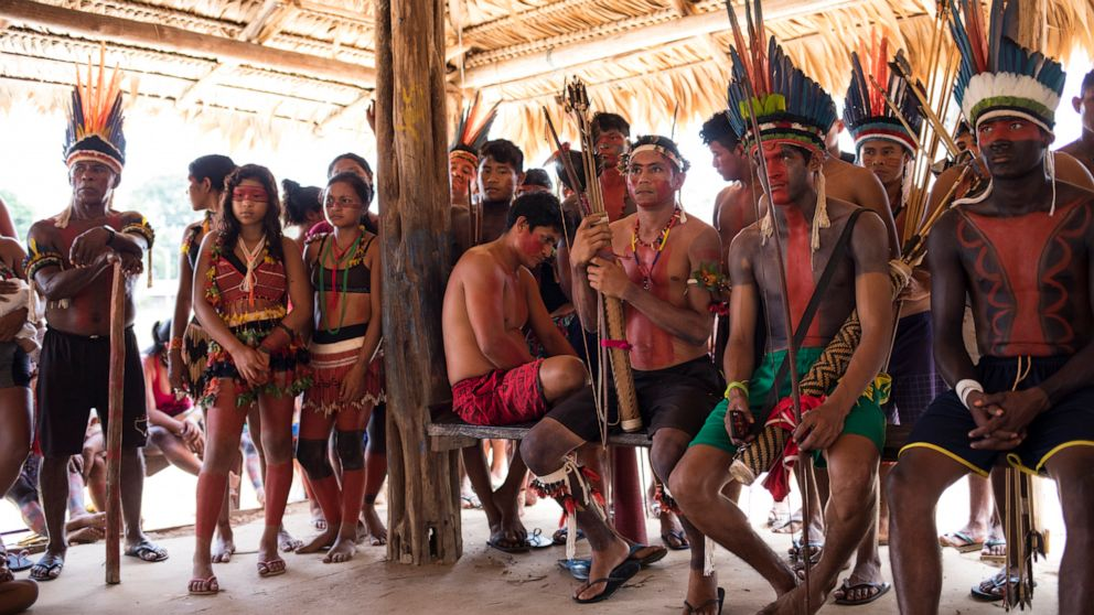 In the Amazon, indigenous debate how to save their lands