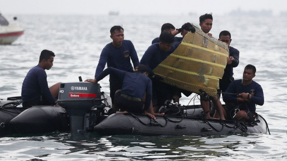 EXPLAINER: Why is Indonesia prone to plane crashes?
