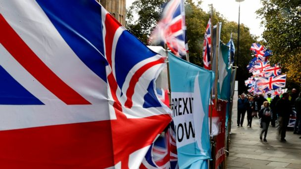 UK parties spar in election that may settle Brexit _ or not