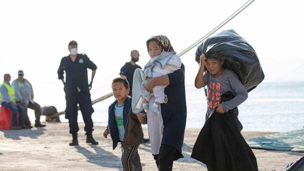 Under strain, Greece plans tougher asylum rules