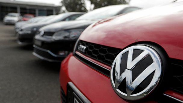 Volkswagen bosses charged in Germany over emissions scandal