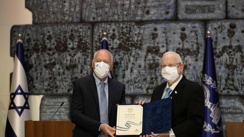 Israel's president calls for new alliances to solve deadlock