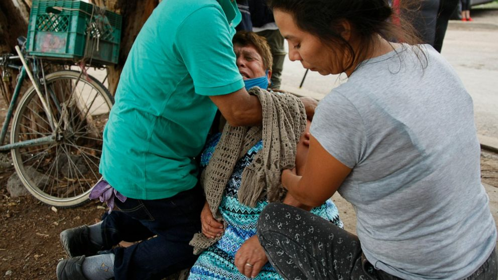 24 shot to death in attack on drug rehab center in Mexico