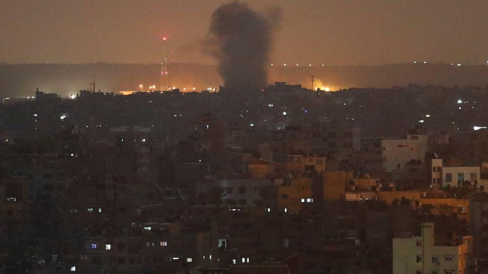 Israel, Islamic Jihad cease fire after heavy Gaza fighting