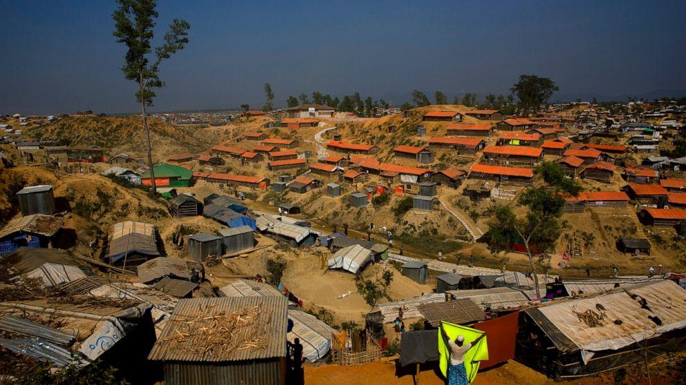 Bangladesh to start relocating some Rohingya to island soon