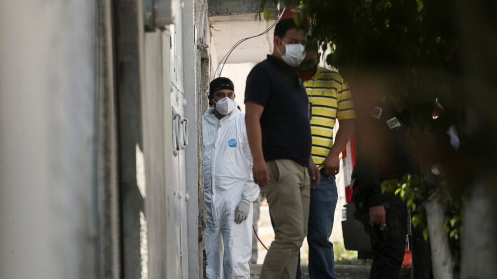 Evidence in Mexico serial killer's house suggests 17 victims