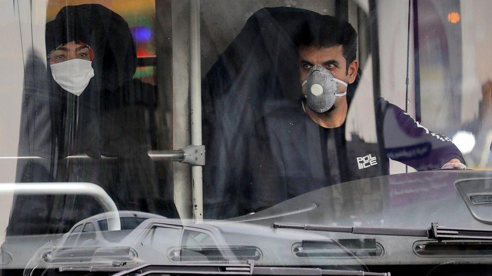 Η τουρκία κλείνει τα σύνορα με το Ιράν πάνω από coronavirus ανησυχίες