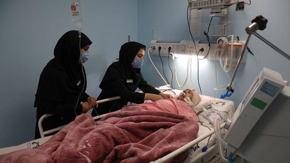 AP PHOTOS: In Qom, where Iran outbreak began, virus rages on