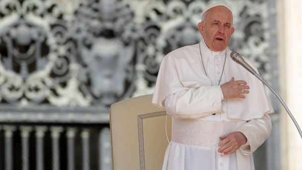 Pope mandates reporting of sex abuse to church, not police