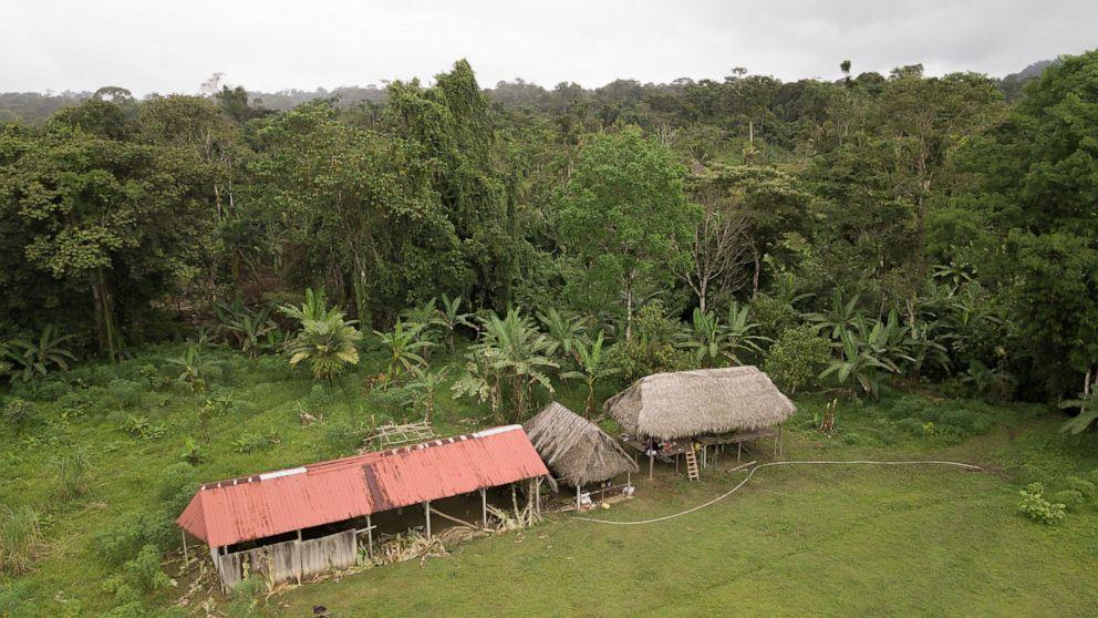 Cult 'von Gott gesalbt' tötet 7 in Panama Dschungel