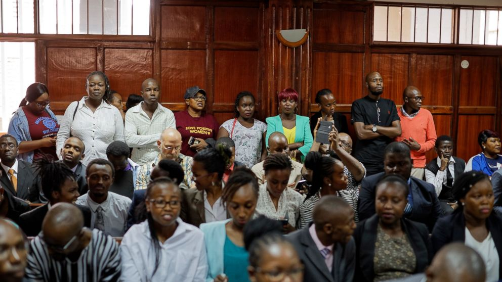 Kenyan court to rule whether to scrap laws criminalizing same sex relations,  could be important step for gays