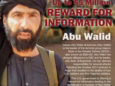 France says head of Islamic State in Sahara has been killed