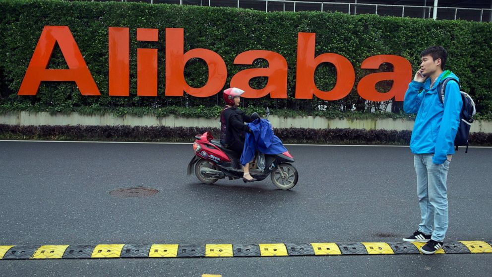 Alibaba fined $2.8 billion on monopoly charge in China