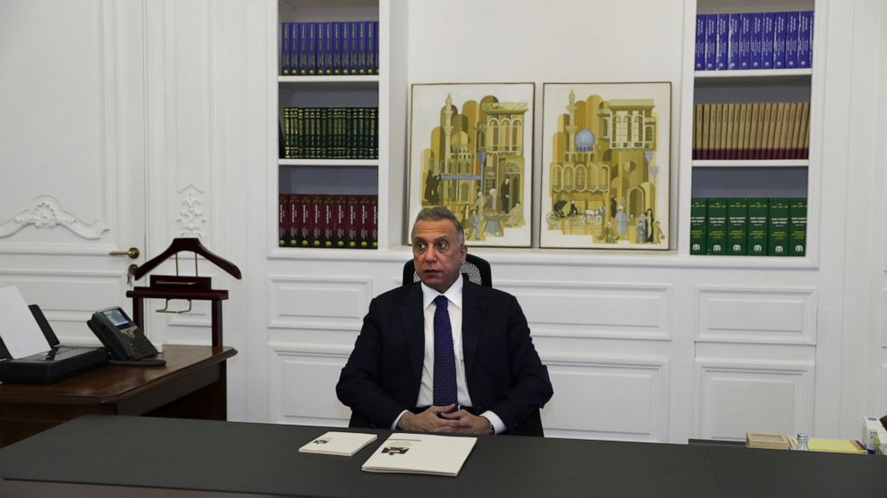 Image AP Interview: Premier: Iraq doesn't need US combat troops