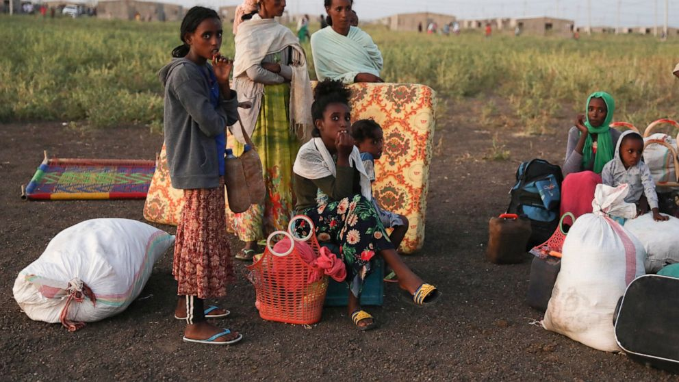 UN: Over 25,300 fleeing Ethiopia fighting have reached Sudan