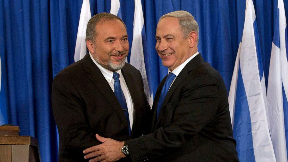 Der israelische PM ' s ehemaligen Schützling konnte nun seinen Untergang einleiten