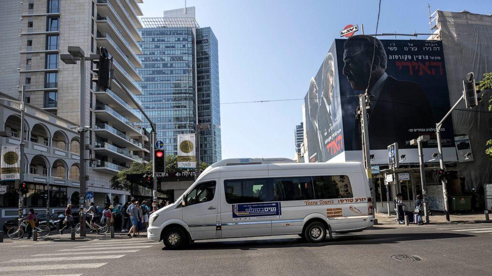 安息日のバスはバレルを通じてイスラエル宗教的-世俗的な亀裂