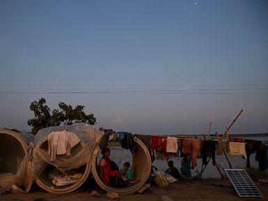 Mudslides bury homes in northeast India; 20 dead, 7 injured