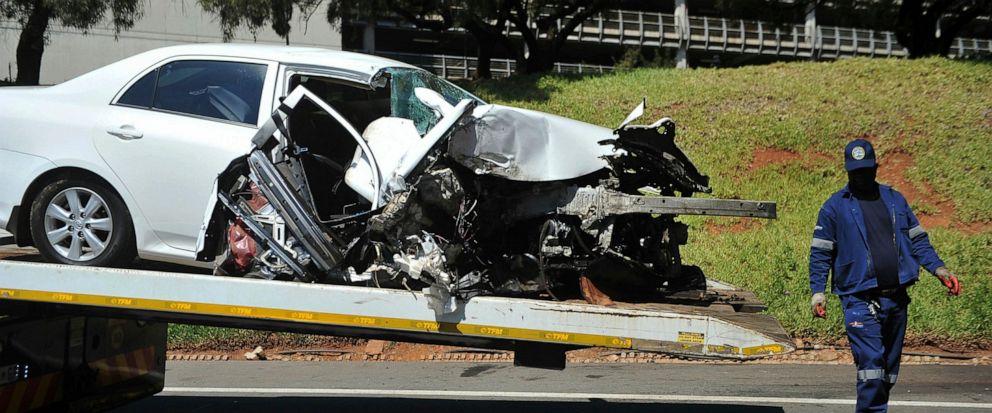 South African businessman dies in fatal car crash - ABC News