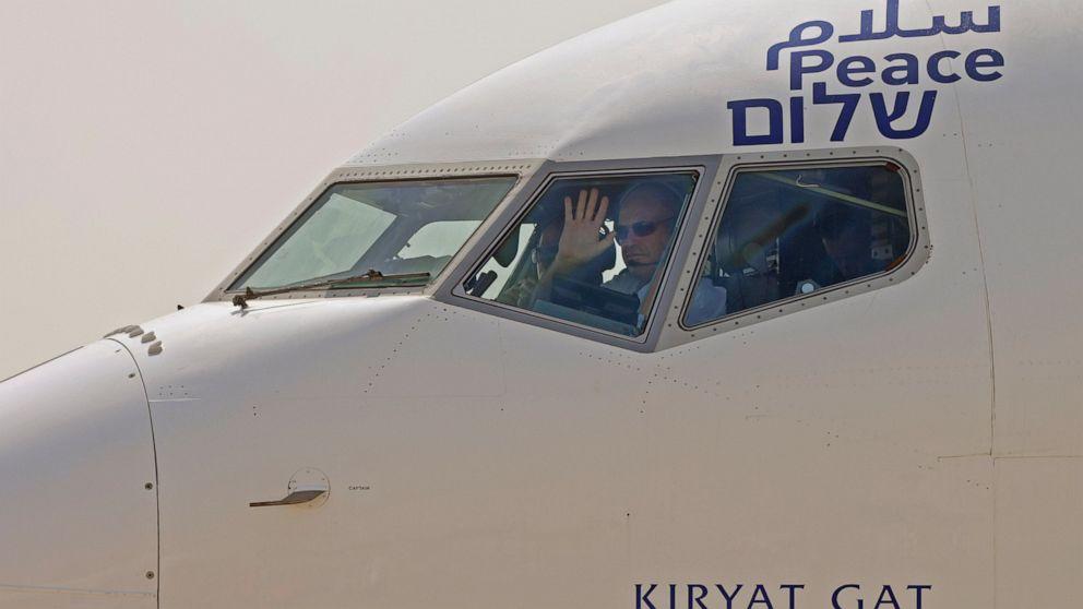 El Al flight LY971 to Abu Dhabi was no typical air journey thumbnail