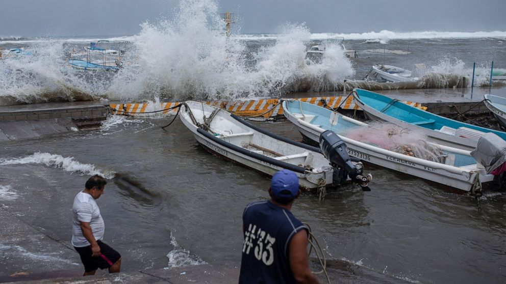 Eight People Dead After Hurricane Grace Makes Second Landfall in Mexico