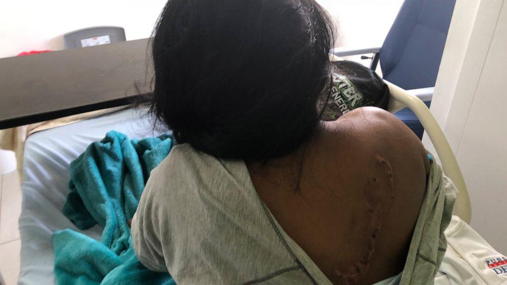 Survivor αφηγείται χαοτική λατρεία τελετουργικό που σκότωσε 7