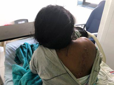 Survivor recounts chaotic cult rite that killed 7