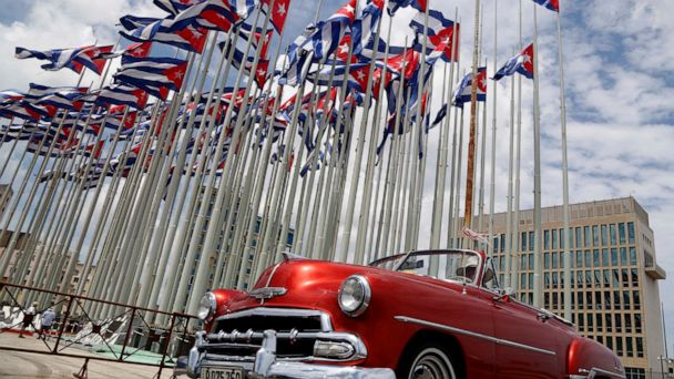 Cuba to renovate site known for hosting rally against US