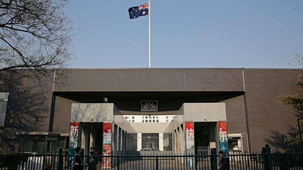 China suspends economic dialogue with Australia