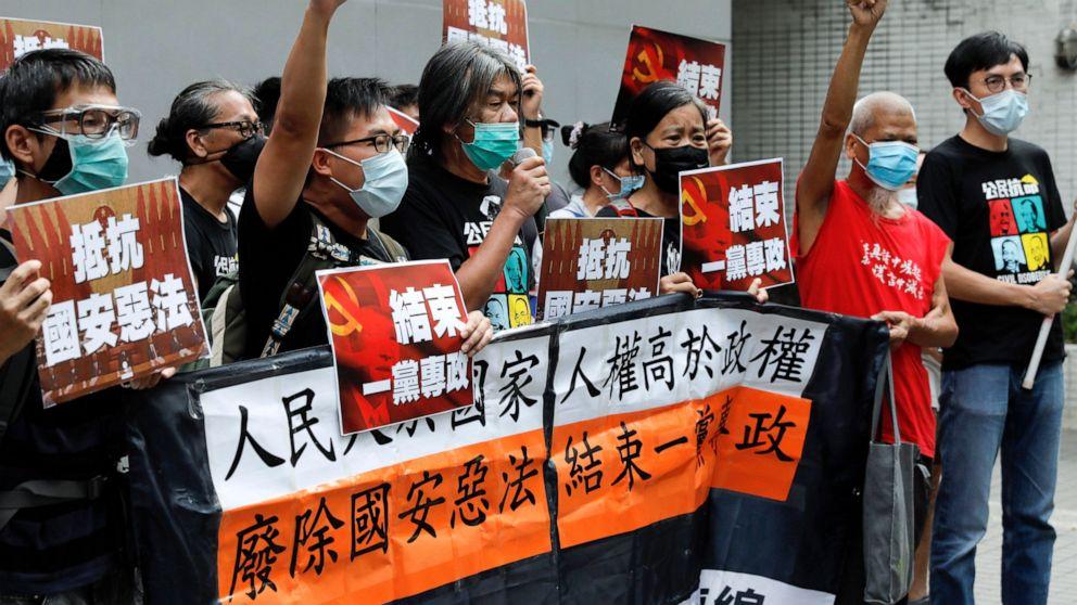 After safety regulation's passage, Hong Kong marks China rule thumbnail