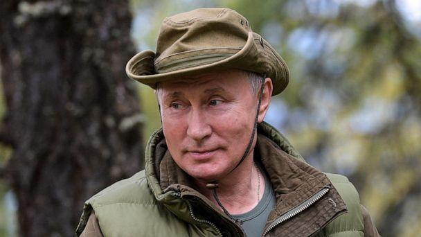 Putin turns 67, takes birthday break in Siberian mountains