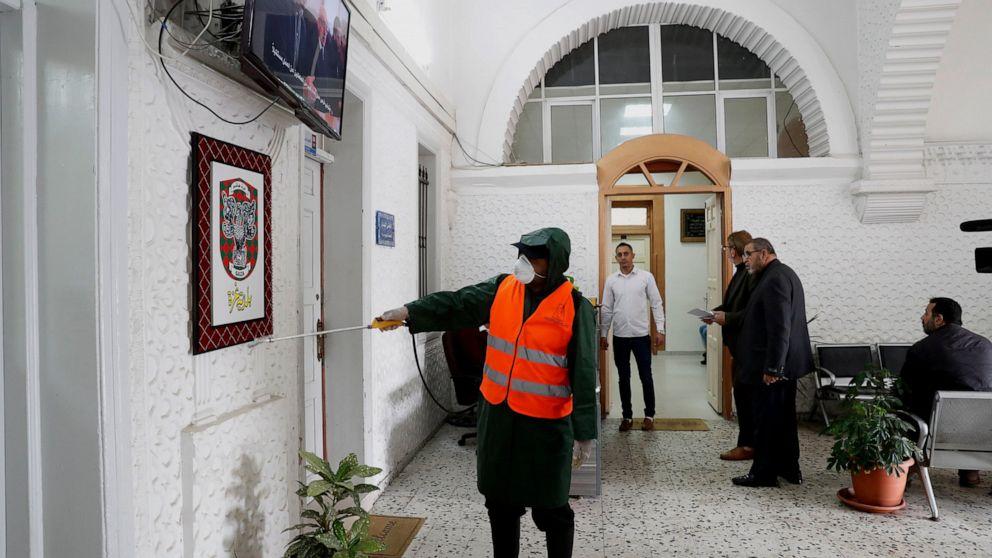 Το ιράν για να καλέσετε νεκρός ιατρικό προσωπικό