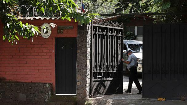 El Salvador orders expulsion of Venezuelan diplomats