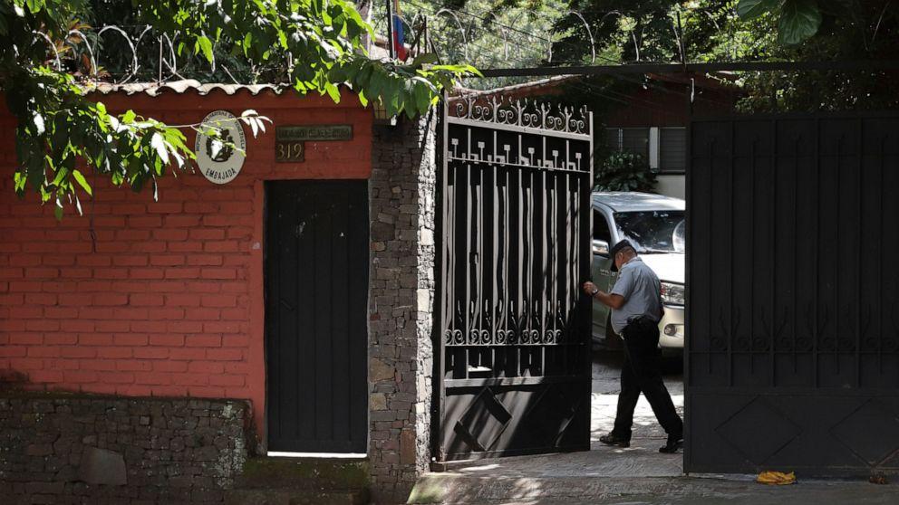 El Salvador Aufträge Ausweisung des Venezolanischen Diplomaten