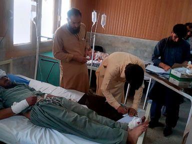 Bus crash kills 25 in northwest Pakistan, after brakes fail