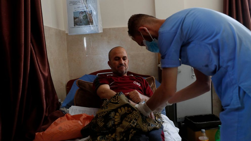 PA's bid to halt annexation leaves Gaza patients in limbo thumbnail