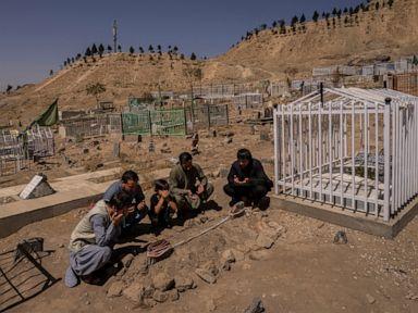 Afghan survivors of errant US drone strike seek probe