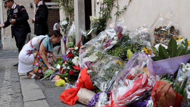2 US teens jailed in Italy in policeman's killing