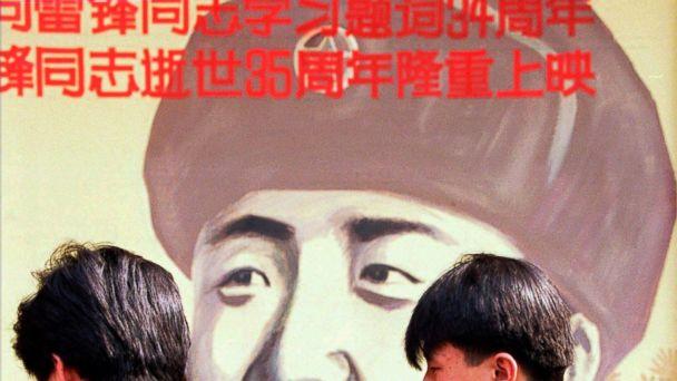 KFC dedicates China restaurant to memory of Communist hero