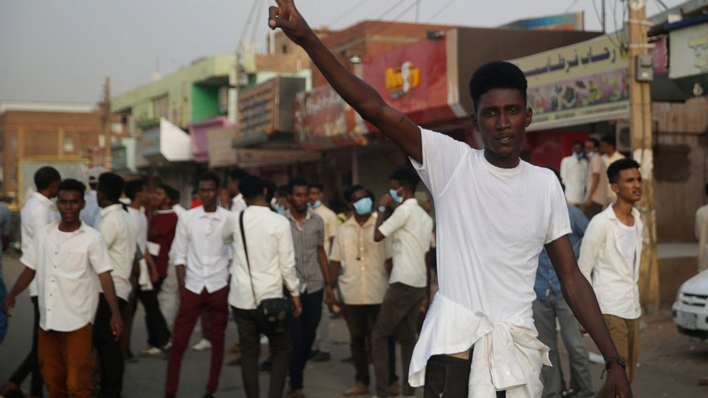 Opposition leader: Ethiopia, AU join forces in Sudan efforts