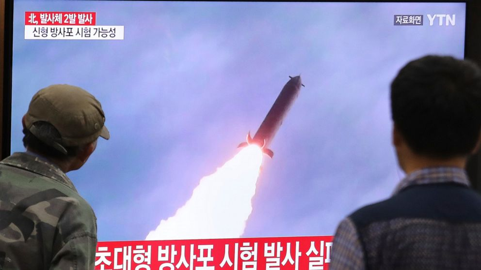 Seoul sagt Nordkorea feuert Geschosse inmitten der festgefahrenen Gespräche