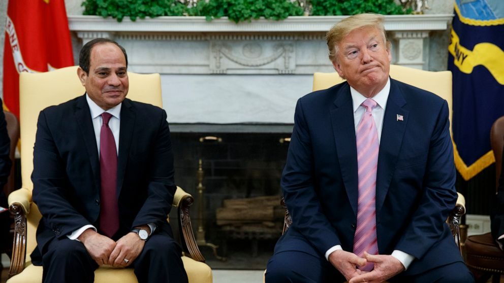 Egypt's top diplomat: Nile dispute to be resolved in January