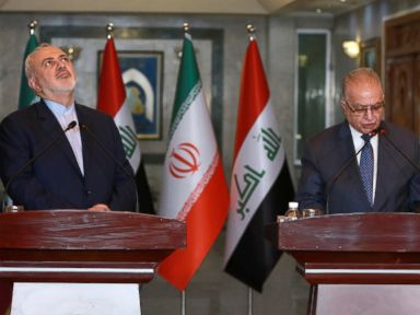 Iraq says it supports Syria's return to Arab League