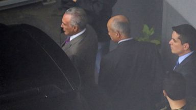 bba08dbcc8 Ex-Brazilian President Temer released from jail after 5 days