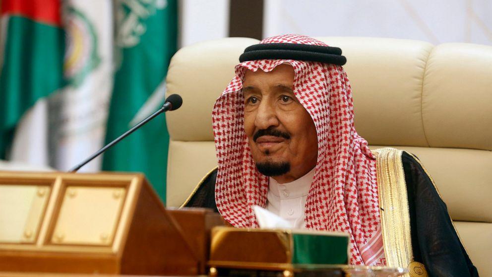 Σαουδική κρατικά μέσα ενημέρωσης πω σωματοφύλακας του βασιλιά βολή στην