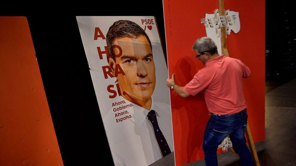 Spain repeats election as Catalan crisis boosts far right thumbnail